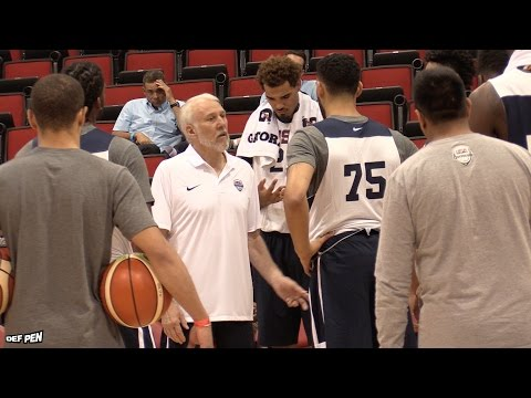 watch Team USA Select 2016 Practice & Scrimmage DAY 2 | Team USA Basketball July 2016