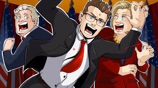 MY PRESIDENTIAL VOTE!! - Mr.President Gameplay