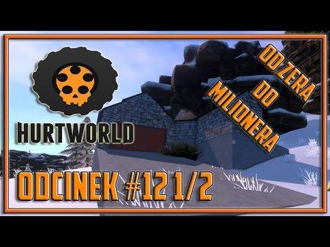 watch Zagrajmy w Hurtworld (Odcinek 12 1/2) Od zera do milionera! Jednoosobowy raid! [Hurtworld PL]