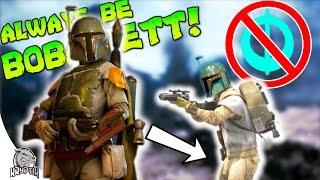 BE BOBA FETT WITHOUT A PICKUP?! - Star Wars Battlefront