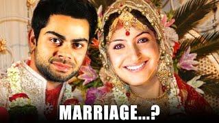 OMG! Anushka Sharma And Virat Kohli To Get Married This Year?
