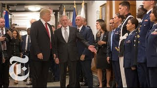 President Trump's Changing Stance on the War in Afghanistan
