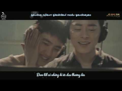 [FULL][Vietsub + Kara] Don't Worry (OST HYUNG) - D.O. ft Jo Jung Suk