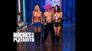 Alejandra Pinzon se quita la ropa jugando Strip 21