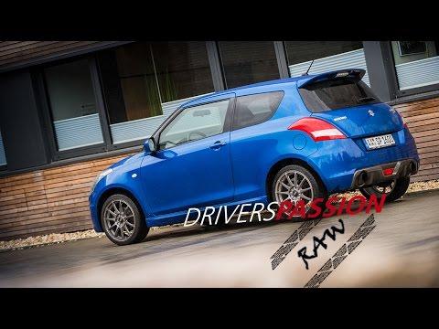Suzuki Swift Sport - Drivers Passion RAW
