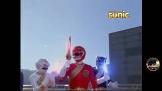Power Rangers wild force Tamil