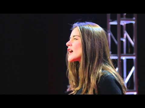Why I live a zero waste life Lauren Singer TEDxTeen