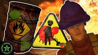 Let's Play - Viscera Cleanup - Blew It (Up)