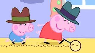 Peppa Pig Français | 3 Épisodes | Mystères | Dessin Animé Pour Enfant #PPFR2018