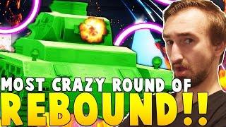 MOST CRAZY ROUND OF REBOUND EVER!? - Shellshock Live Showdown