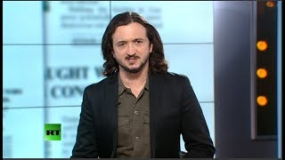 Lee Camp Tackles Iran Nuclear Deal | Racism Within Financial Industry