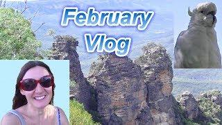 Blue Mountains February Vlog
