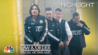Law & Order: SVU - Share the Moment: A Fight to the Death (Episode Highlight)