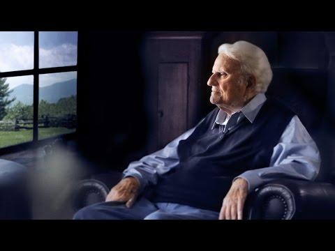 A Cruz Última mensagem de Billy Graham na TV Legendado
