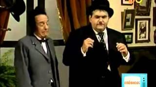 CHESPIRITO 1988 - Programa 422 - El Gordo y el Flaco - El Robo de las Papitas Fritas