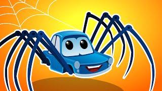 Zeek And Friends | Incy Wincy Spider | Kids Car Nursery Rhymes & Songs