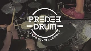 The Ghost of You - My Chemical Romance (Electric Drum Cover) | PredeeDrum
