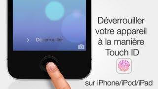 Déverrouiller votre iPhone / iPod Touch / iPad à la manière Touch ID comme l'iPhone 5S
