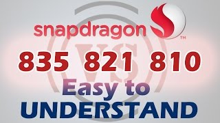 Difference Between Snapdragon 835, 821 and 810 - Easy to Undrstand