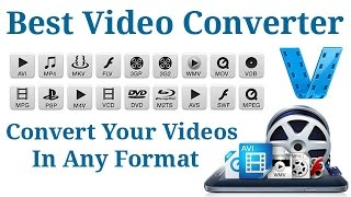 [Hindi] Best Video Converter - Convert Your Videos In Any Format (Wondershare Video Converter) !!