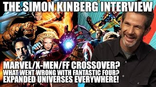 Exclusive: Simon Kinberg on X-Men, FF and Marvel crossovers, what went wrong with FF and more...