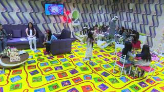 قناة اطفال ومواهب الفضائية بيت الزهور الموسم 3 حلقة 4