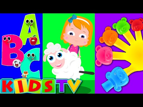 Phonics Song | ABC Song | Shapes Song |the wheels on bus | Nursery Rhymes