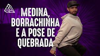 THIAGO VENTURA - MEDINA, BORRACHINHA E A POSE DE QUEBRADA
