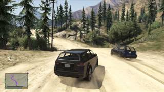 GTA V - To Mount Chiliad We Go