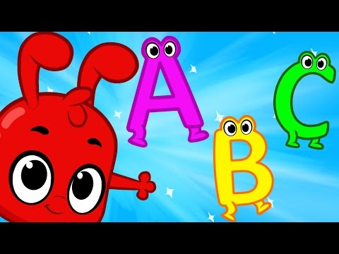 Learn ABC s with Morphle Alphabet letters education for kids