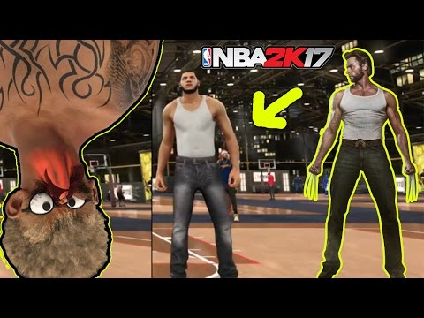 PLAYING AGAINST A DRIBBLE GOD AND WOLVERINE IN NBA 2K17! 5 MTN DEW WINNERS ON ONE COURT OMFG WTF!!!!
