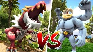 WHO WILL WIN!? (Ark Pokemon)