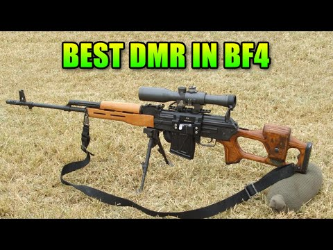 Battlefield 4 Best DMR - 2016 Update