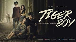 TIGER BOY Official Trailer
