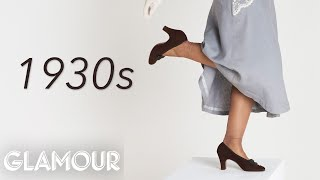 100 Years of Heels | Glamour