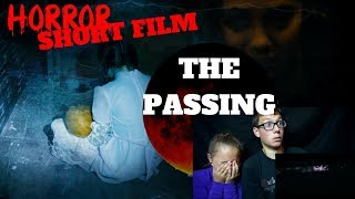 THE PASSING Short Horror Film Reaction!!! | Plus #dthreeHorrorGiveaway