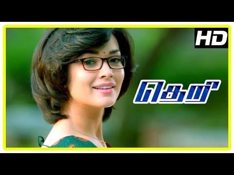 Xxx Mp4 Theri Movie Amy Jackson Scenes Vijay Baby Nainika Rajendran 3gp Sex