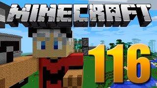 O Transplante - Minecraft Em busca da casa automática #116.