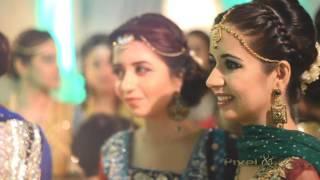 Shahzaib & Munaezay Mehndi Highlights