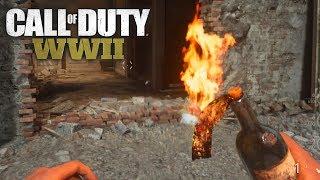 Molotovcocktail Tijd! (Call Of Duty WW2 PC Beta #11)