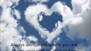 Now you belong to heaven lyrics - Mari Olsen