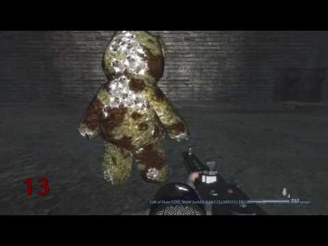Der Riese Teddy Bear Shadow Revealed