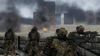 ArmA 3 - Zombie Trench Warfare