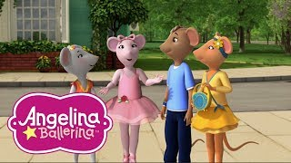 Angelina Ballerina - Lend a Paw Day