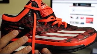 First Impression: adidas Crazy Light Boost