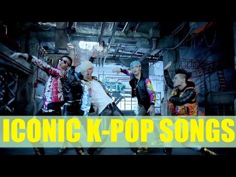 Iconic K pop Songs K pop Songs That Every Fan Know or Heard