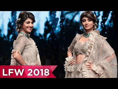 Xxx Mp4 Shilpa Shetty BRIDAL Look At Lakme Fashion Week 2018 3gp Sex