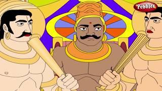 Krishna Stories Hindi   Moral Stories in Hindi   हिंदी नैतिक कहानियाँ   Krishna Balram Asur Stories