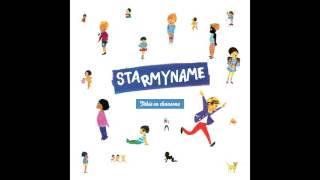 Starmyname - La lettre au Père Noël de Tahis