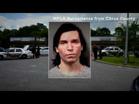 Video: Attempted abduction of Florida girl caught on camera